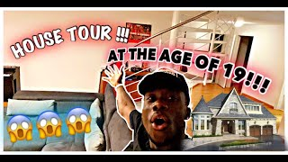 HOUSE TOUR!! SURPRISE AT THE END!!!
