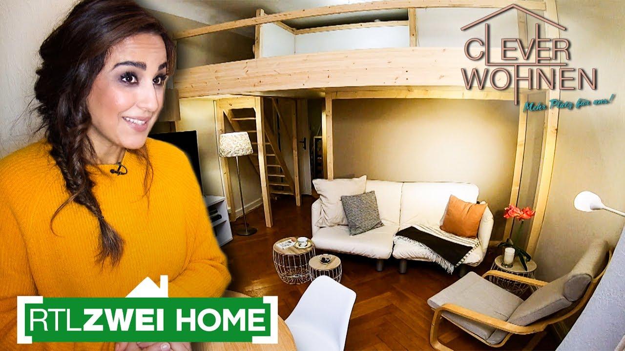 Leben im Durchgangszimmer | Part 2 | Clever wohnen | RTLZWEI Home