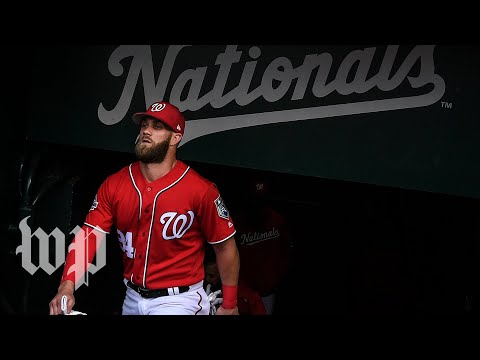 Fans react to Harper leaving the Nationals