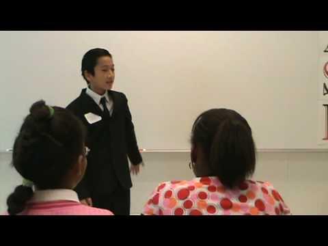 Oratorical Contest Richmond, VA 020709