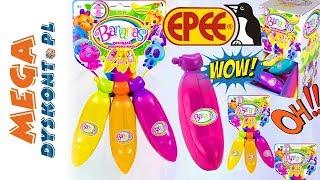 Bananas  Pachnące niespodzianki  zabawki z EPEE