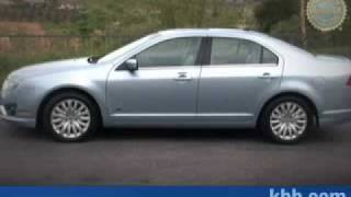 2010 Ford Fusion Hybrid Review - Kelley Blue Book