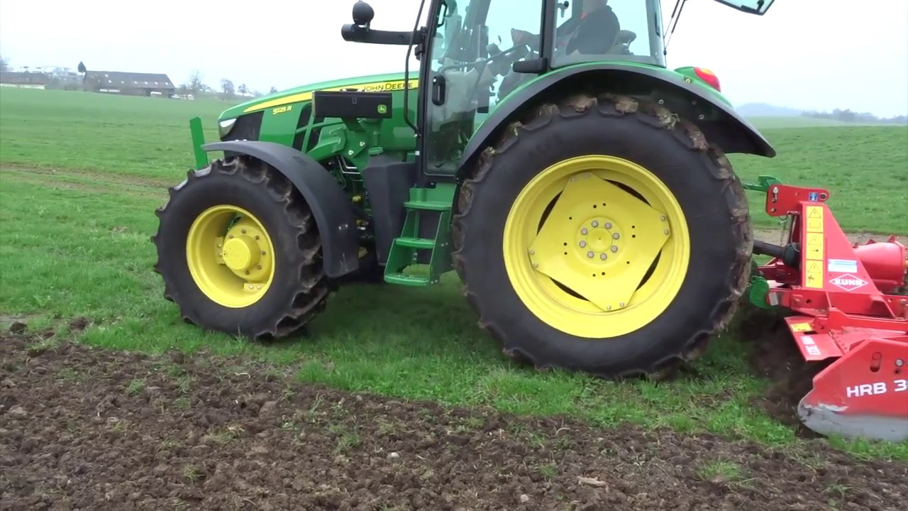 john deere 5125r neuer gipfelst rmer youtube. Black Bedroom Furniture Sets. Home Design Ideas