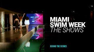 Miami Swim Week Show | BTS