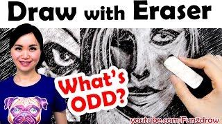 Draw with Eraser Art Challenge!