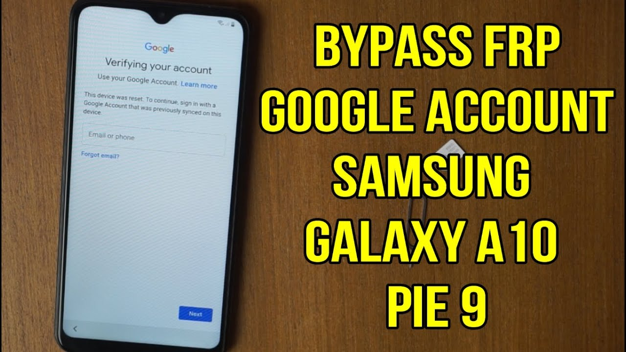 Bypass Frp Google Account Huawei Y6 2018 ATU-L11 Latest Security 01/08/2018