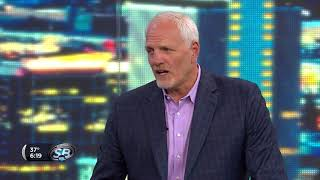 Mark Eaton explains his new book and Donovan Mitchell's rookie rise