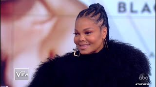 Janet Jackson Surprises 'The View'