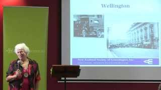 NZ Cemeteries Heritage Week - The 1918 influenza pandemic