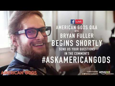 American Gods Live chat with Bryan Fuller
