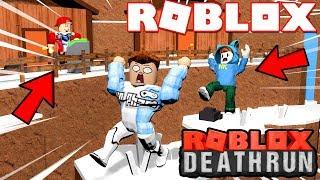 Roblox   CHẠY ĐUA VƯỢT CẠM BẪY CỦA 3 ANH EM NHÀ NHỌ - Deathrun   KiA Phạm