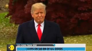 China hits back, imposes tariff hike on US goods worth $60 bn