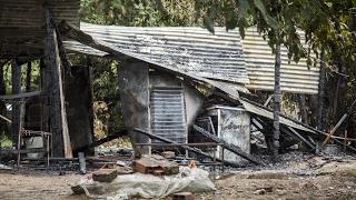 Tragedia en Los Hornos: murió un bebé en un incendio