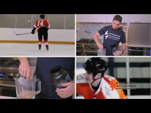 Backhand Hockey Tips from Athletic Alliance Sport Supplements, feat. Alex Burrows