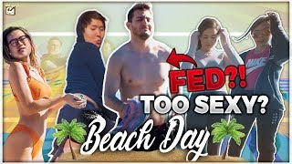 OFFLINETV BEACH EPISODE & VOLLEYBALL 🌴 ft. Pokimane, Lilypichu, DisguisedToast, Scarra, Fedmyster