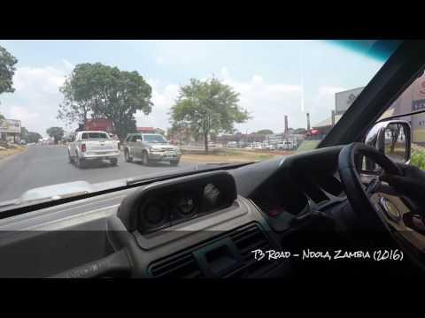Drive Through Zambia - Ndola