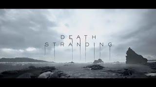 Death Stranding - Новая игра Хидео Кодзимы - 2016 E3 Trailer