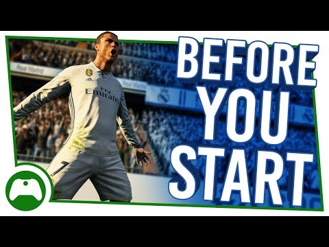 9 Things You Must Know Before Starting FIFA 18 | FIFA 18 Basics