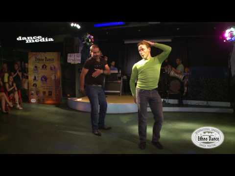 Tito Seif and Vasily Ivanov  - «Ethno Dance 2014»