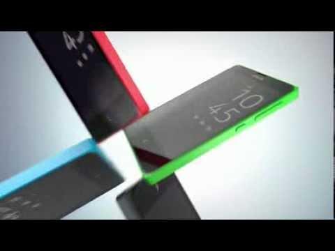 The new Nokia X family