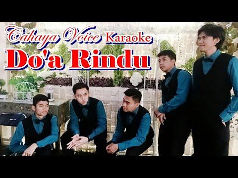 DNB CAHAYA VOICE - DO'A RINDU (KARAOKE)