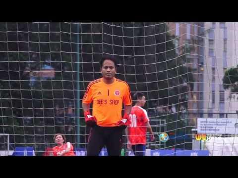 Highlights: HK-Nepal Utd vs Spartans | Semi-Final - HK Legal League Over 35s Championship 2017