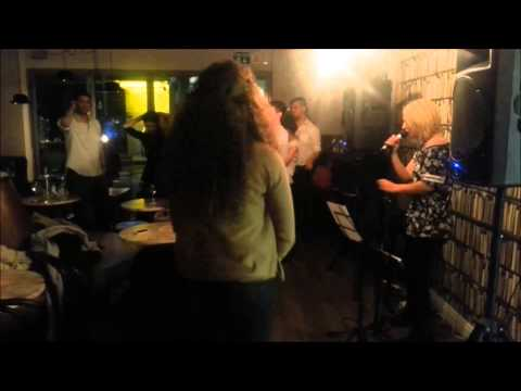 Live footage at The Boundary Cafe/Bar, London, SE1