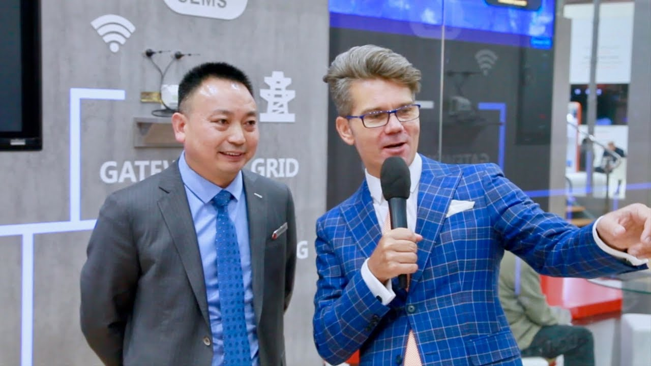 """GoodWe = Making Solar """"More Cool"""" Than Tesla - Interview with Daniel Huang, President of GoodWe"""