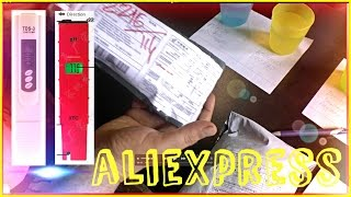 Распаковка- PH Meter 0-14PH [ ATC красный ] vs TDS-3 metr. ТДС метр.Посылка Китая.AliExpress.(Распаковка- PH Meter 0-14PH [ ATC красный ] vs TDS-3 metr. ТДС метр.Посылка Китая.AliExpress. pH метр для измерения уровня кислотн..., 2015-05-12T11:33:34.000Z)