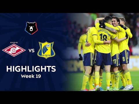Highlights Spartak vs