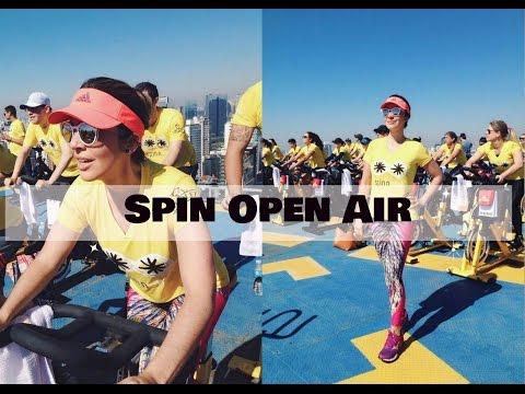 Spin Open Air com Tirolez em São Paulo