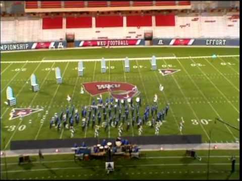 2012 Adair County High School Band