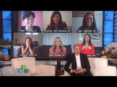 The Ellen DeGeneres Show & Cisco Webex Teams