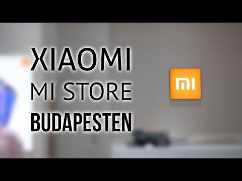 Megnyílt az első hazai Mi Store!