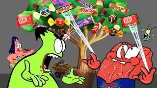 Chocolate Mukbang | Spider man…