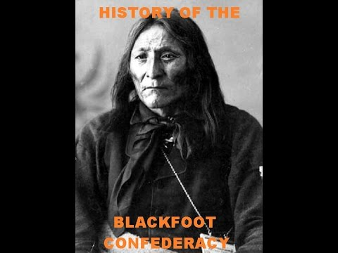 The Historical Epic of The Blackfoot Nation - I.T.H.D.
