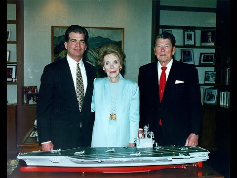 A Secret Service Agent Shares His One-of-a-Kind Memories of Ronald Reagan (2005)