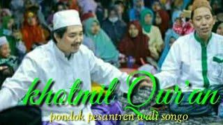 Gambar cover Khotmil Qur'an pondok pesantren wali songo