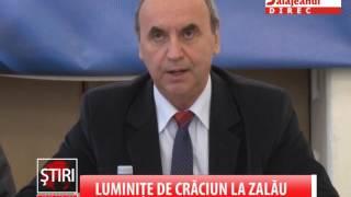 LUMINITE DE CRACIUN LA ZALAU