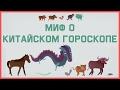 Edu: Миф о Китайском гороскопе