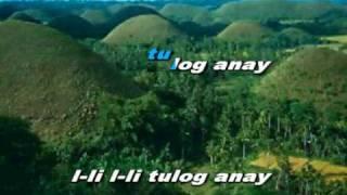 Ili-ili Tulog Anay - Karaoke/videoke
