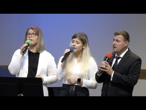 Тріо Саволюків - На Голгофу. Неділя, 6 жовтня 2019.