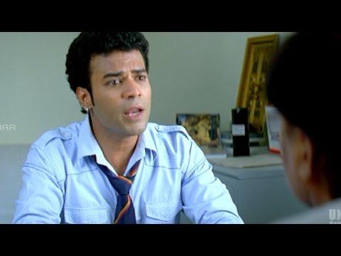 Berozgaar Hyaderabadi Movie || Aziz Naser Interview Comedy Scene
