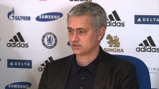 Mourinho: I don't have to pretend I am happy over birthday dinner