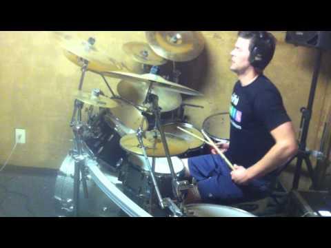 Discordance Axis - Jouhou (full album drum cover by Marlon Matthew part 1)