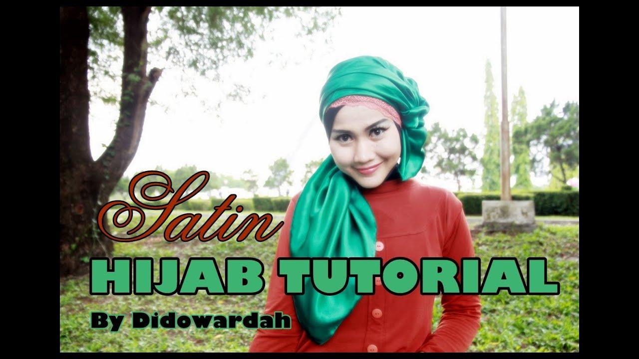 Tutorial Hijab Segi Empat Wisuda Pesta Hana RCTI Dewi Sandra 51