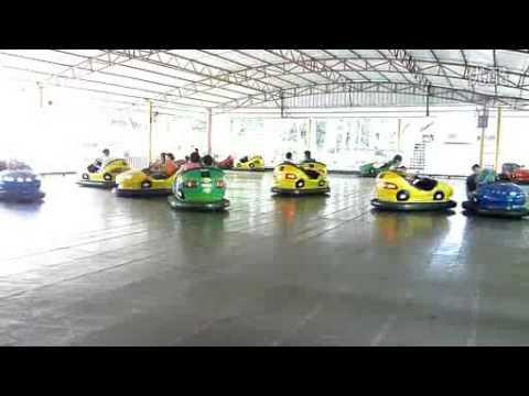 Ground-net bumper car, electric net bumper car-Yueton Industry Limited