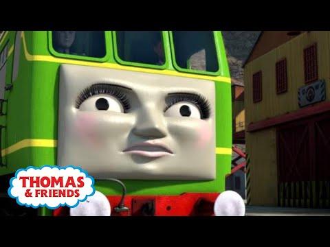 Diesel Bumps Into Daisy | Thomas & Friends