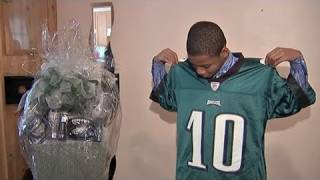 Nadin Khoury, 13 years old, Bullied By 7 Classmates Honored by NFL Players on 'The View' 2/4/2011