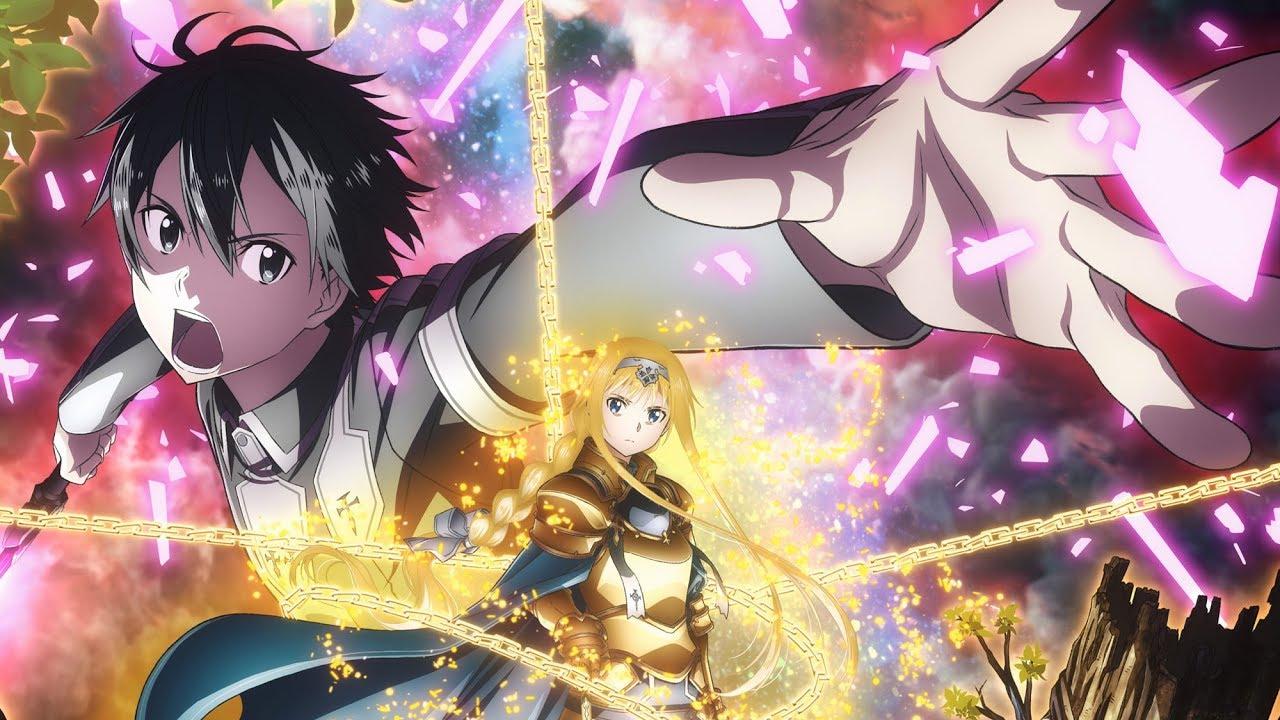 Sword Art Online –Alicization– World Premiere - YouTube